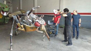 bestiari 3D