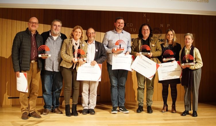 Premis Antoni Carné 2019