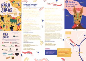 Programa fira de Salàs de Pallars