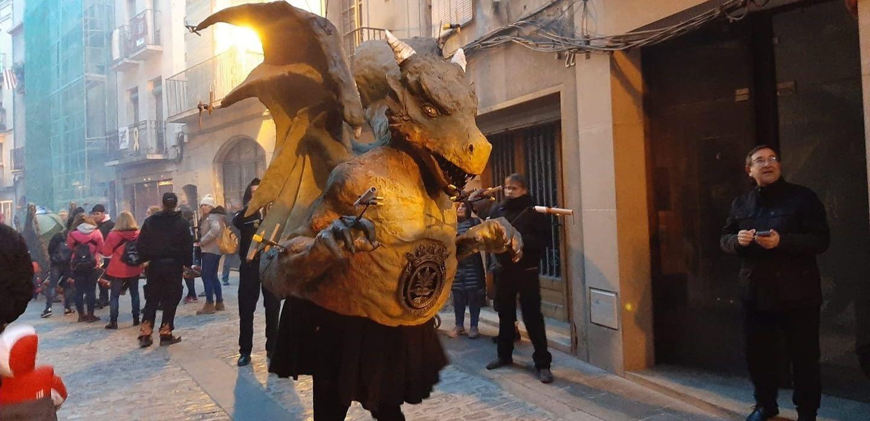 El Drac Kalium de Cardona