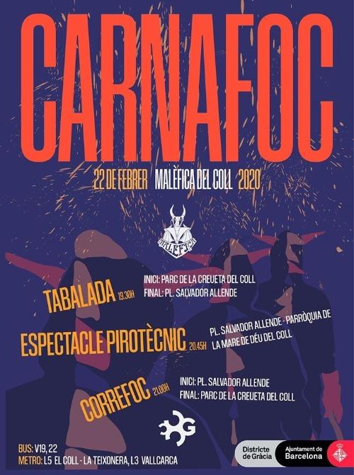 Cartell Carnafoc 2020