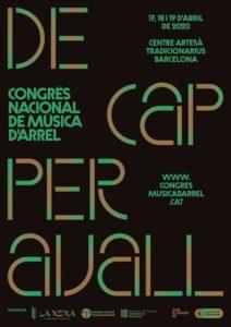 Cartell Congrés Música Arrel