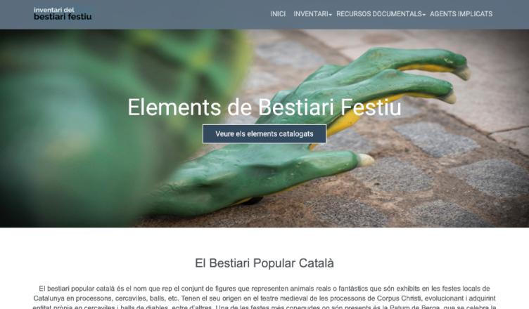 Inventari del Bestiari Festiu
