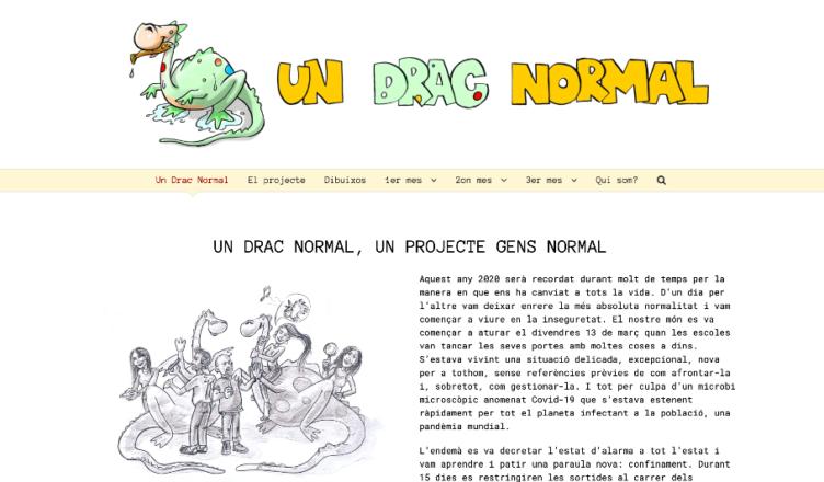 Un drac normal