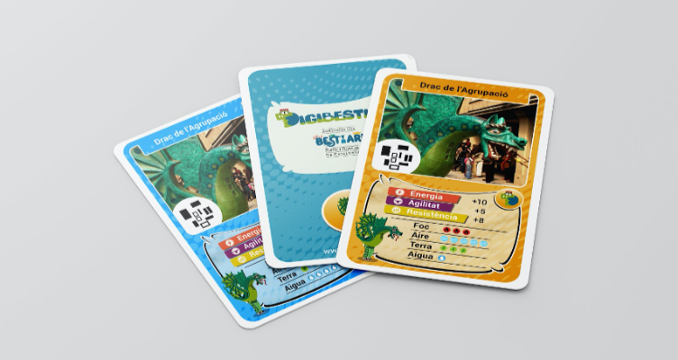 cartes digibestial