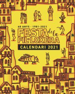 Calendari 2021 de la Festa de la Fil·loxera